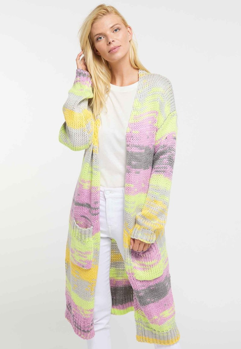Usha - Cardigan - multi-coloured