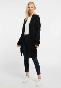 usha - Cardigan - black - 1