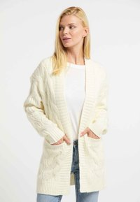usha - Cardigan - white - 0