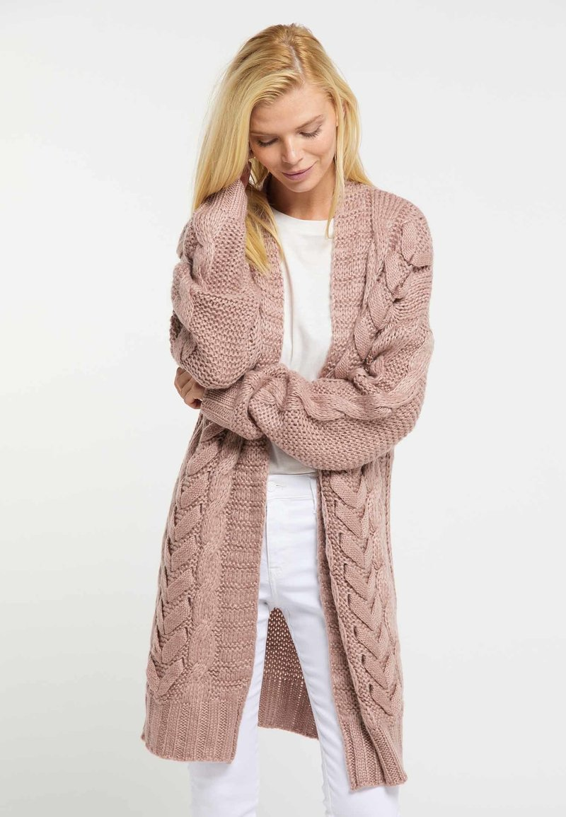 Usha - Strickjacke - light pink
