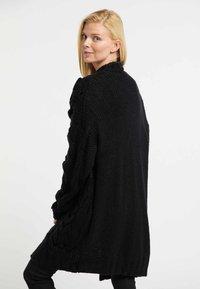 usha - Cardigan - black - 2