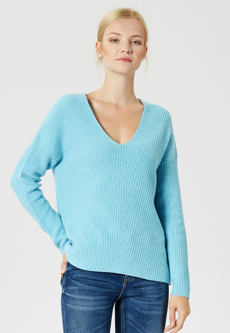usha - Jumper - blue
