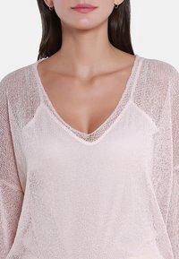 usha - Sweter - pink - 3