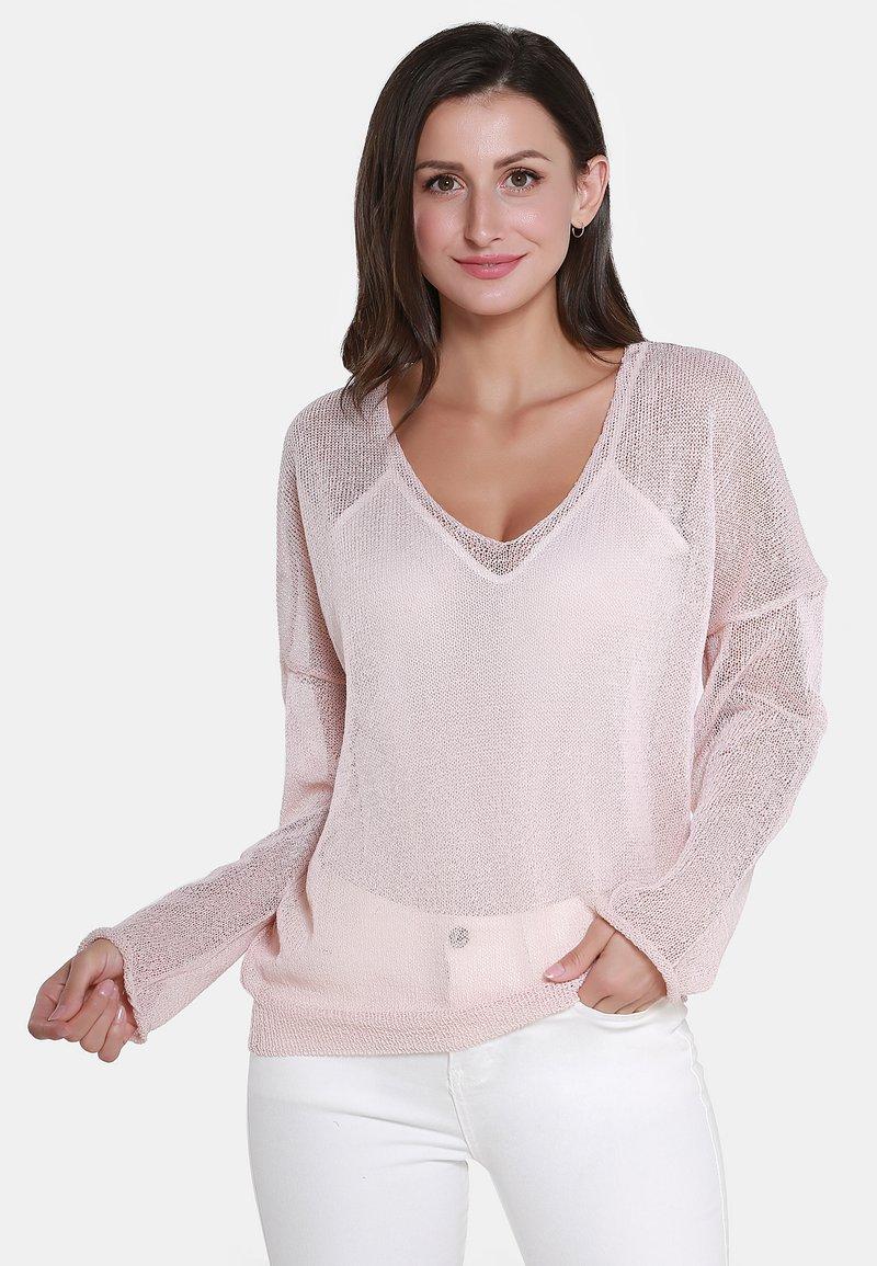 usha - Sweter - pink