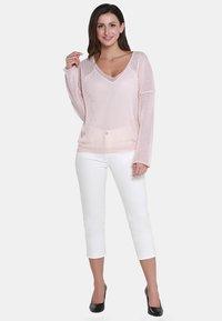 usha - Sweter - pink - 1