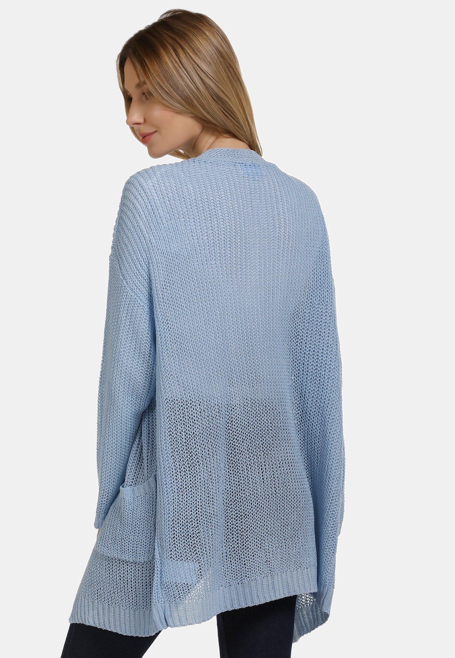 usha Kardigan - light blue