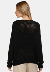 usha - Jumper - black - 2