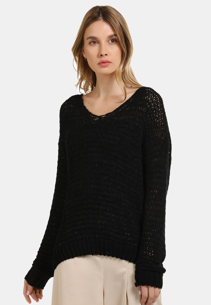 usha - Jumper - black