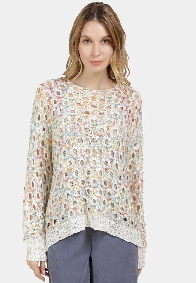 PULLOVER - Sweter - multicolor