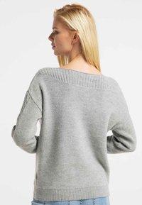 usha - Jersey de punto - grey - 2
