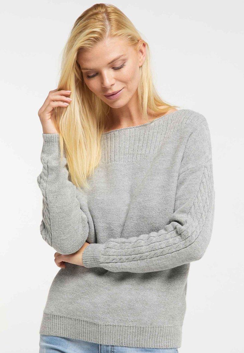 usha - Jersey de punto - grey