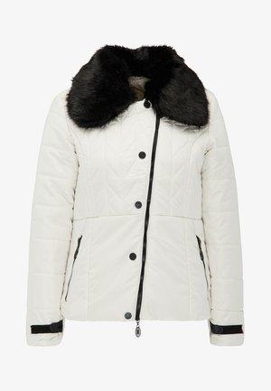 Winterjacke - off-white