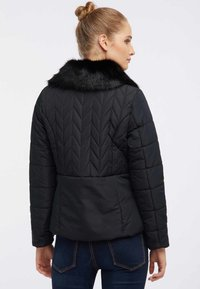 usha - Winterjas - black - 2