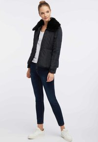 usha - Winterjas - black - 1