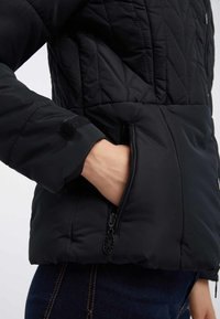usha - Winterjas - black - 3