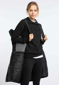 usha - Vinterkappa /-rock - black - 3