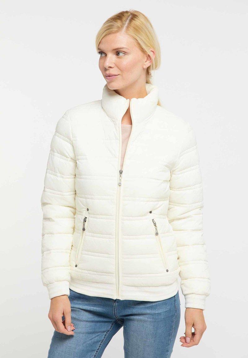 usha - Light jacket - white