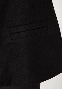 usha - Cappotto corto - black - 4