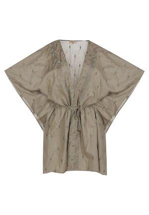Summer jacket - taupe