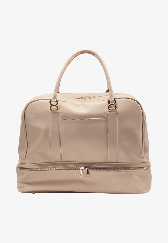 Weekend bag - sand