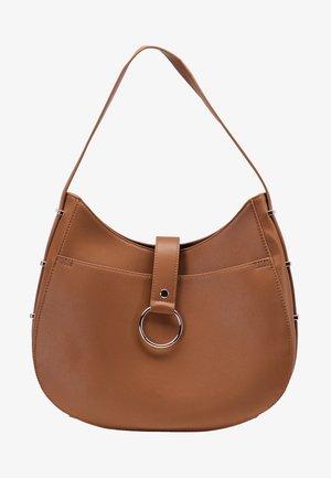 HOBO - Handbag - cognac