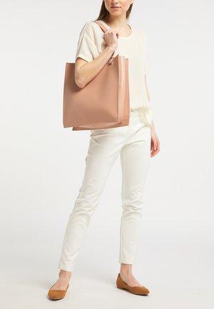 Shopper - altrosa
