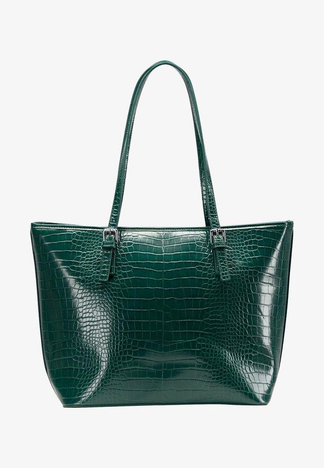 Shopper - emerald
