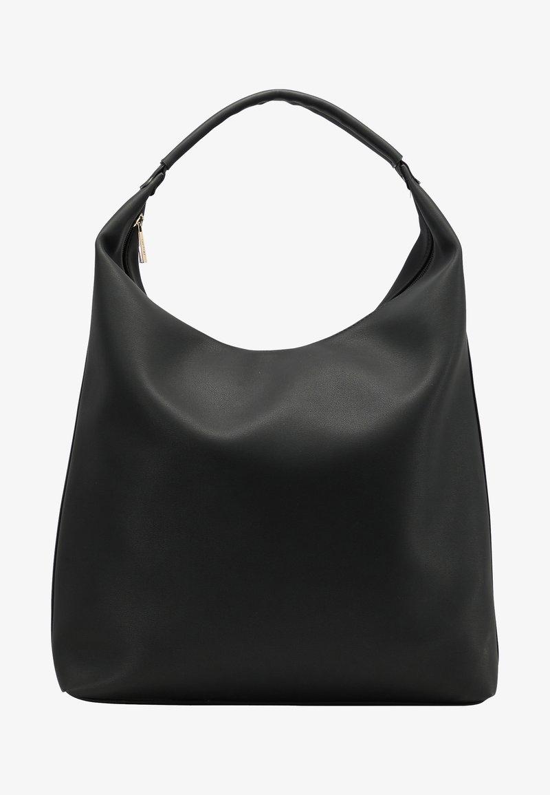 usha - Tote bag - black