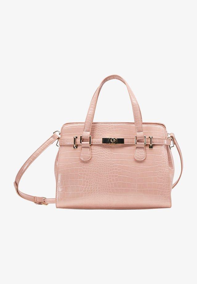 Handväska - old pink