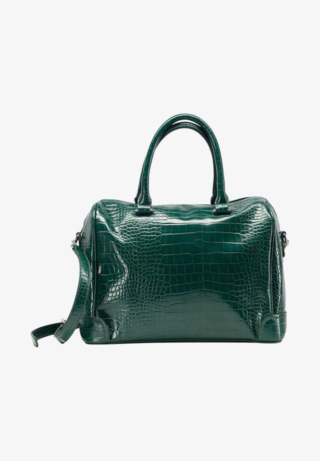 Handväska - smaragd