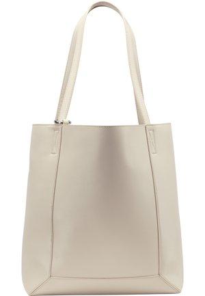 TOTE BAG - Shopping bag - hellgrau