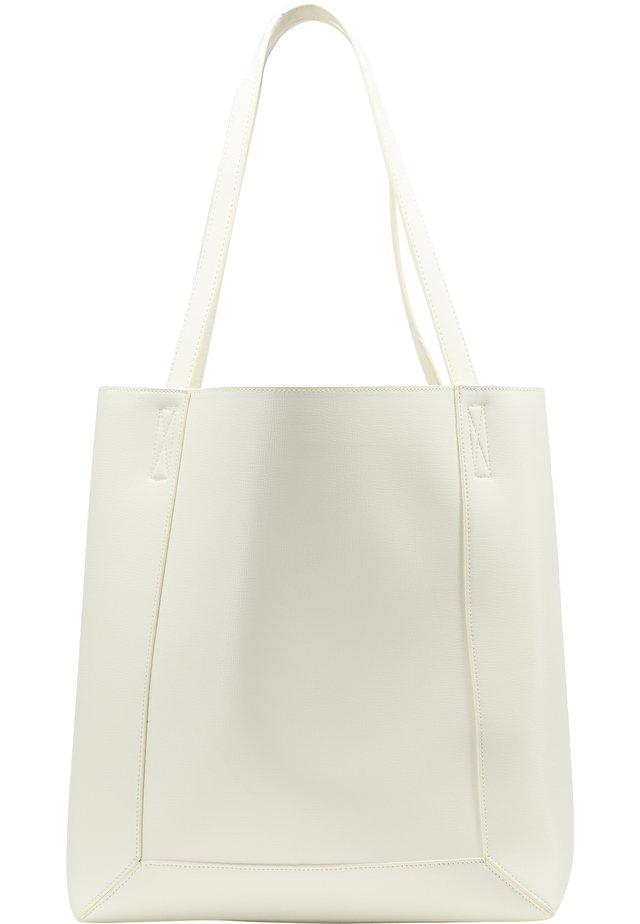 TOTE BAG - Shopping bag - weiss