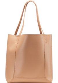 usha - TOTE BAG - Shopping bag - altrosa - 0