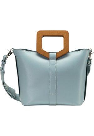 HENKELTASCHE - Handbag - hellblau