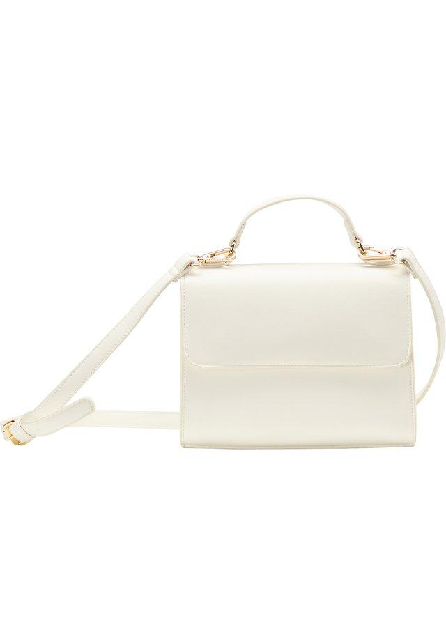 UMHÄNGETASCHE - Handbag - weiss