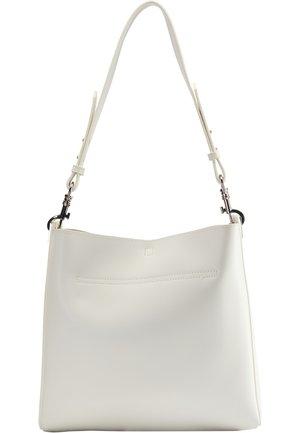 Shopping bag - weiss