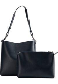 usha - Tote bag - marine - 0