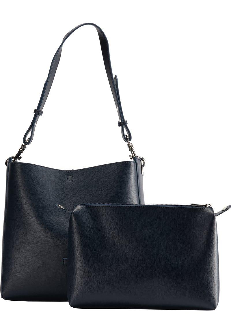 usha - Tote bag - marine