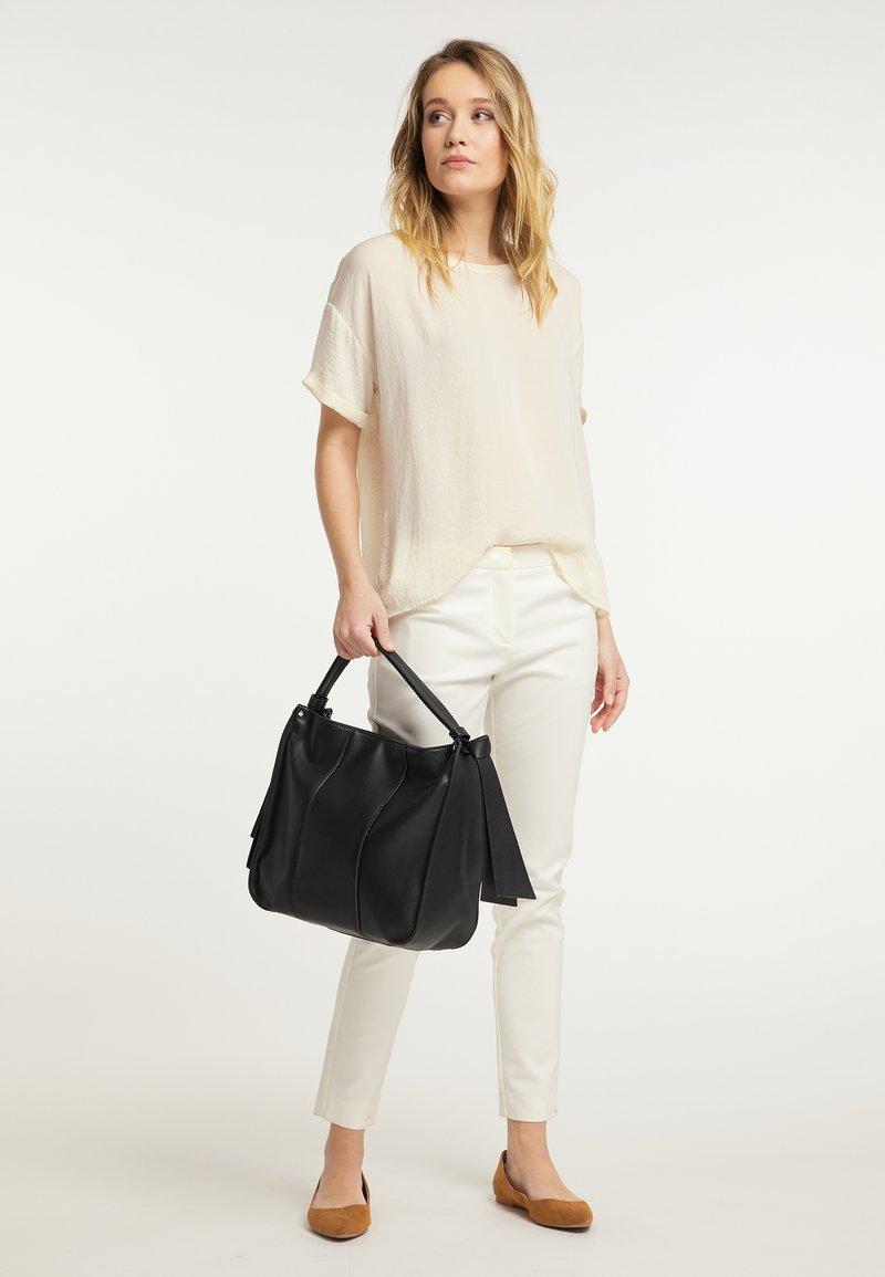 usha - Shopping bag - schwarz