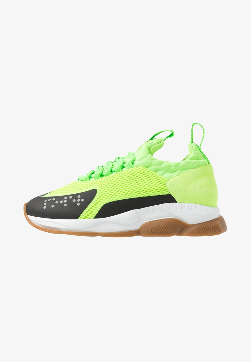 Versace - Trainers - lime/nero