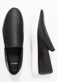 Versace - Slip-ins - nero/bianco - 1