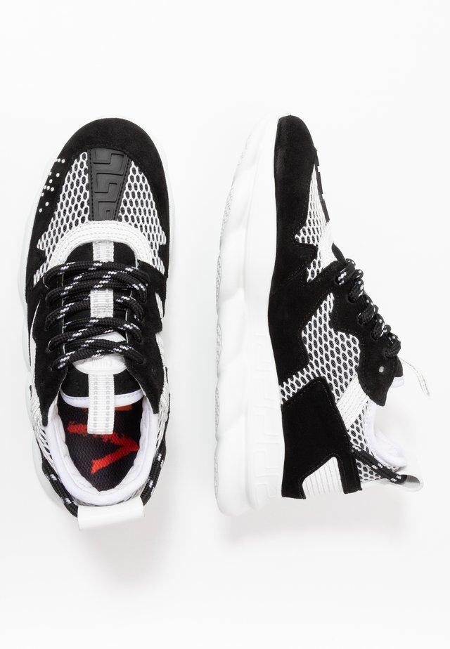 Baskets basses - black/white
