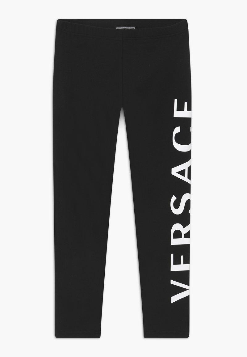 Versace - LUNGO - Legíny - nero