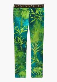 Versace - JUNGLE CAPSULE - Leggings - verde - 1