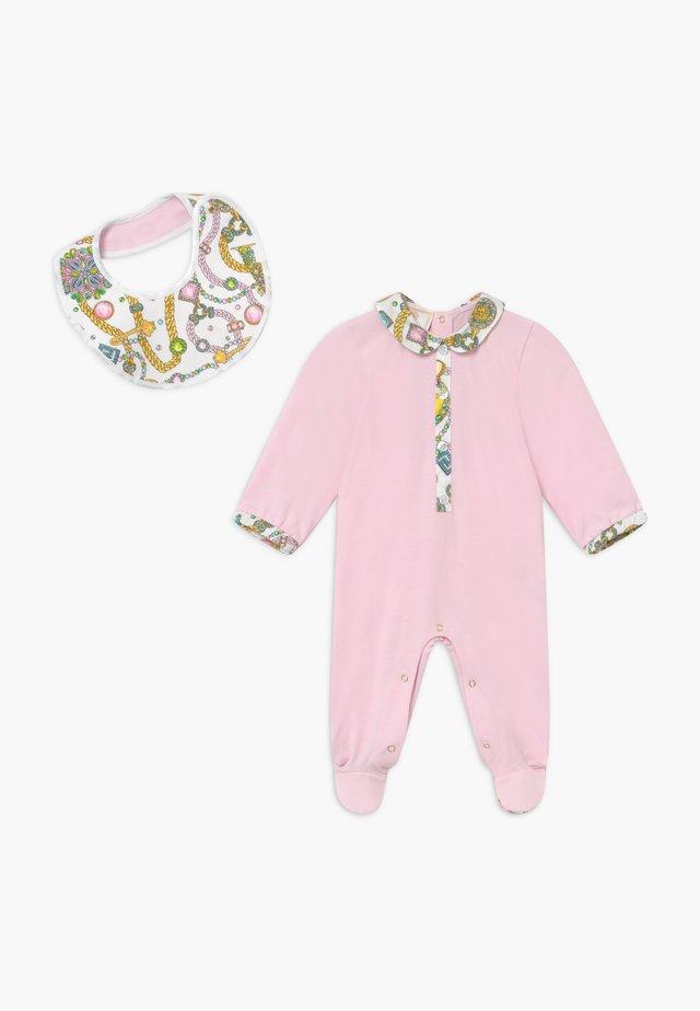 BABY SET - Cadeau de naissance - rosa