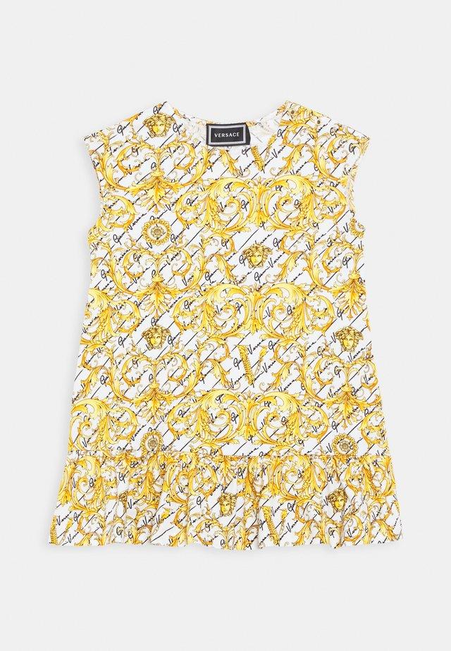 DRESS BABY - Robe d'été - white
