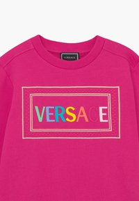Versace - FELPA - Sweatshirt - fuxia - 3