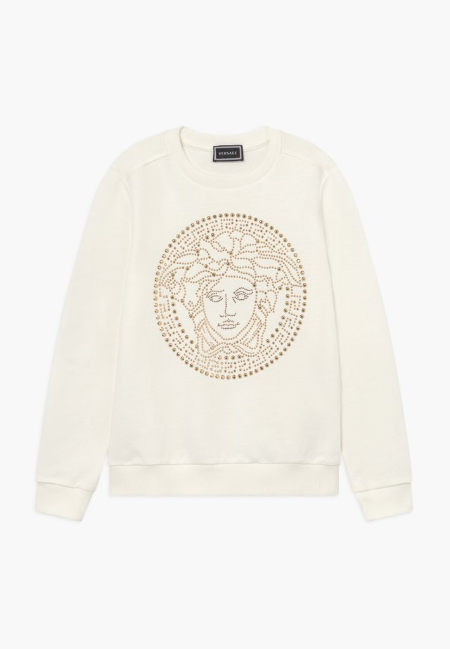 Sweatshirt - bianco lana