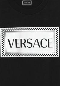 Versace - FELPA - Bluza - nero-bianco - 3
