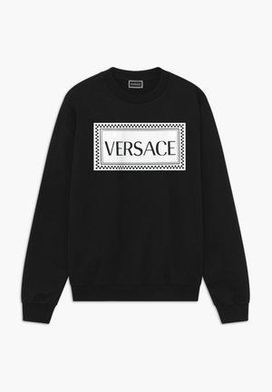 FELPA - Sweatshirt - nero-bianco